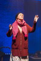 IllumiNation Theatre's Fleur Murphy performing 'The Rain' by Daniel Keene Photography by Sarah Steiner