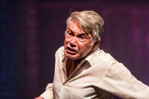 IllumiNation Theatre's Marty Rhone performing 'Kaddish' by Daniel Keene Photography by Sarah Steiner
