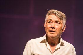 IllumiNation Theatre's Marty Rhone performs 'Kaddish' by Daniel Keene Photography by Sarah Steiner